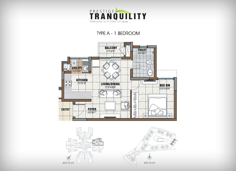 Prestige tranquility location price reviews bangalore for Tranquility house plan