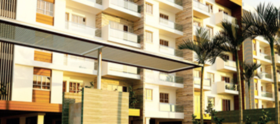 Dhruthi Tranquil Towers