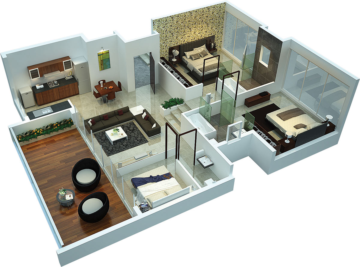 Rohan leher ii baner pune reviews by homebuyers for Rohan design