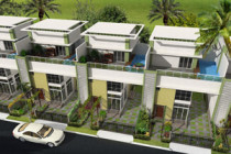 Kumar City Row Houses Phase II